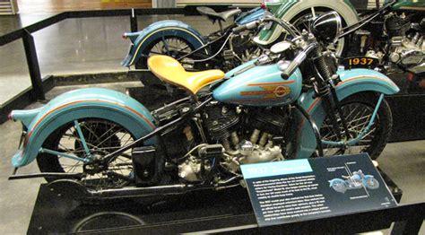 harley motors through the years biker bar b q antique bikes 2