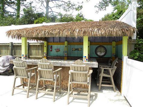 Tiki Bar Nc Poolside Tiki Bar Flickr Photo