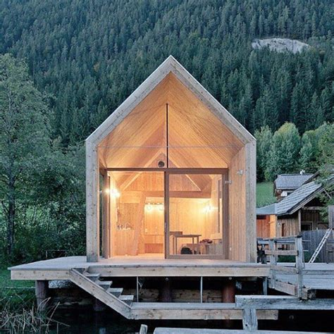 modern cabin norwegian hideaway in the woods modern cabin architecture