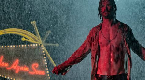 se filmer bad times at the el royale gratis fox libera a primeira foto de chris hemsworth em bad times