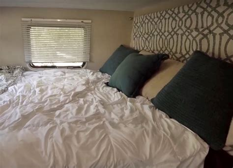 diy rv headboard ideas  simple rv bedrooms