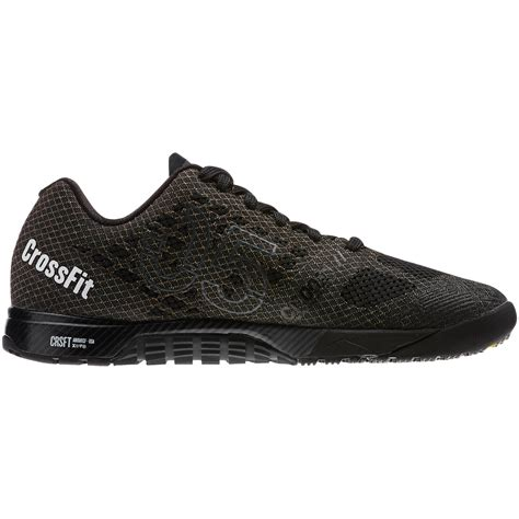 crossfit running shoes s crossfit running shoes nano 5 0 black gravel size