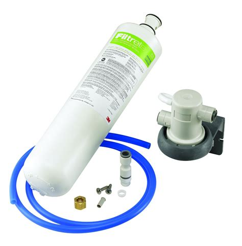under sink water dispenser kitchens is it possible to connect an inline filter to a