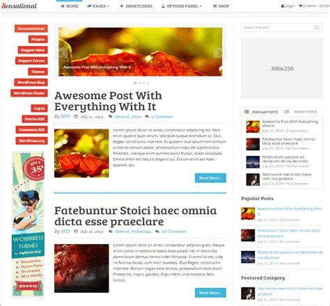 sensational theme top 7 most popular mythemeshop wordpress themes
