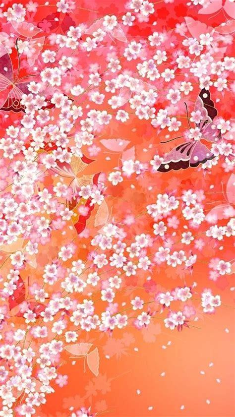 iphone wallpaper flowers wallpapersafari