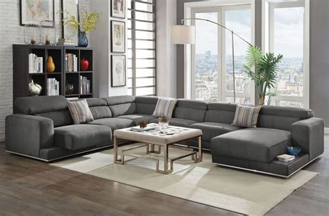 modern living room sofa maura modern living room sectional
