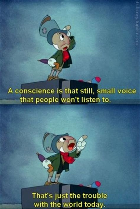 Jiminy Cricket Meme - quotes from jiminy cricket quotesgram