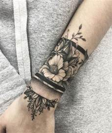 the 25 best flower tattoos ideas on pinterest