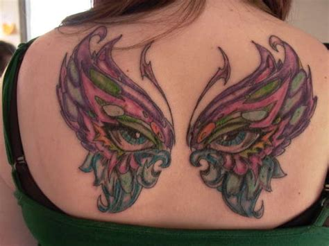 tattoo butterfly with eyes butterfly eyes tattoo