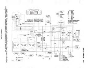 sea doo starter wiring diagrams