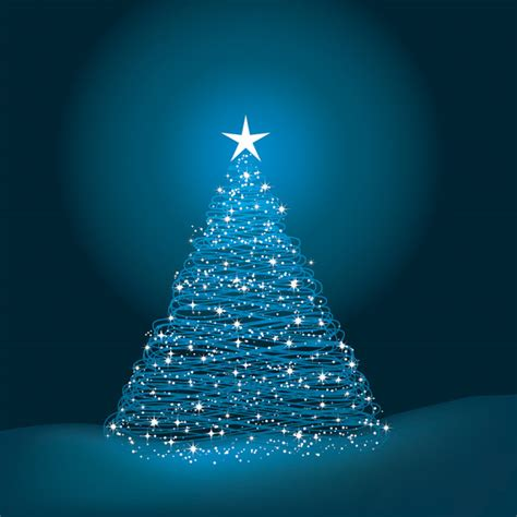sparkling christmas tree by aymanhadramot on deviantart