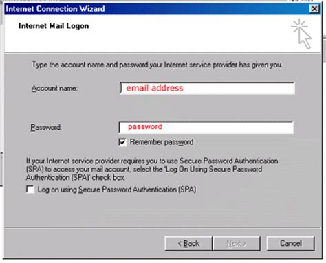 Search For A Yahoo Email Address Setting Up Email Account With Outlook Express Business Websites