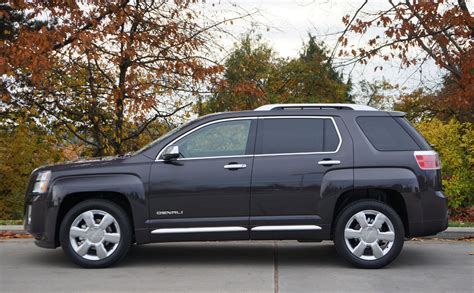 2014 gmc terrain denali v6 awd road test review
