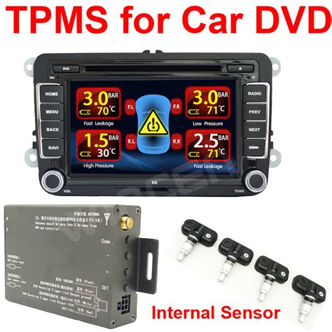 tire pressure monitoring 2011 mazda mazda2 navigation system aliexpress com buy tire pressure monitoring system tpms video output receiver display on car