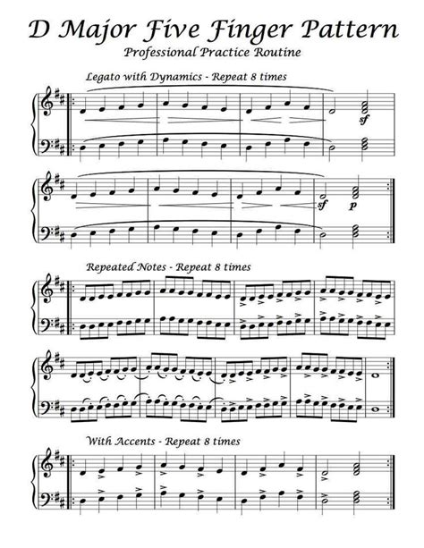 pattern making notes free 22 best images about piano lessons 5 finger on pinterest