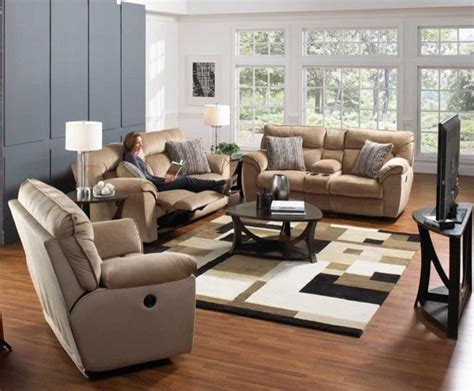 catnapper furniture living room extra wide reclining sofa catnapper ashton extra wide reclining sofa and loveseat
