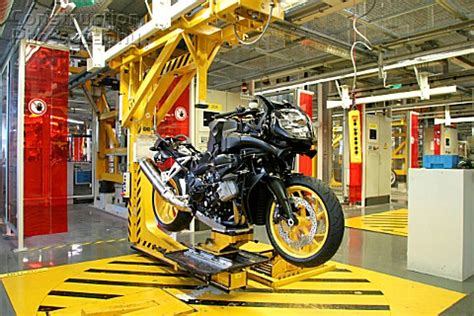 Bmw Motorcycle Factory Berlin by A168 01480 Production Bmw Motorcycle Factory In Berlin