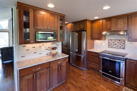 1980 Kitchen Cabinets 1980 S Kitchen Cabinets Get An Update 1980 S Oak Cabinetry Gets Images Frompo