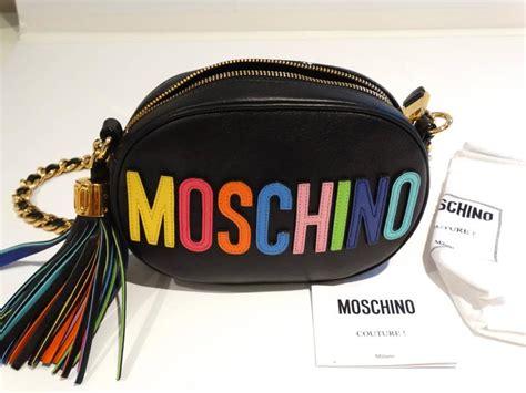 Chanel Chevron Rainbow Tassel Black Wallet 1075 1 moschino rainbow letters crossbody bag at 1stdibs