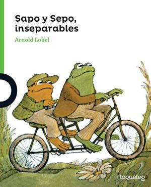 sapo sepo inseparables by lobel arnold abebooks
