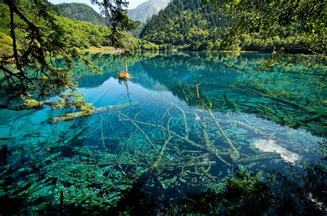 clearest lake in china facts 7 most beautiful lakes in asia cristina s ideas