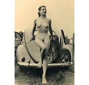 Untitled  Vintage Nudes Volkswagen Vw Beetles Beetle