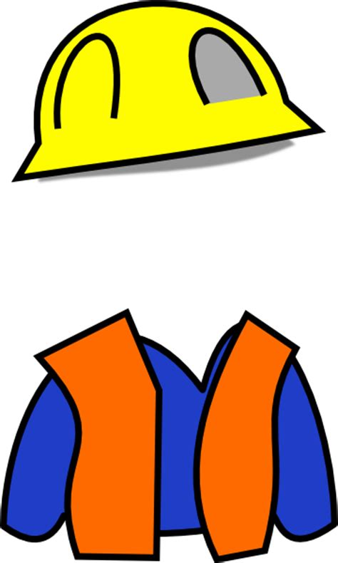 Construction Clipart Free construction worker clip at clker vector clip
