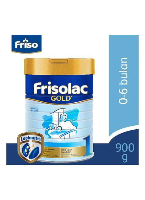 Bayi Frisolac Frisolac Gold 1 Formula Bayi 0 6 Bulan Plain Klg 900g
