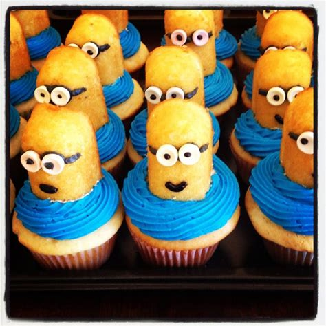minion twinkie minions cupcakes made with twinkies babies and