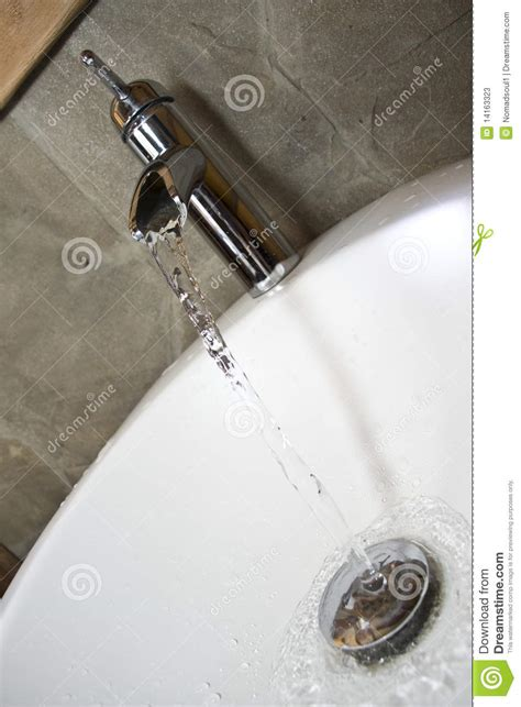 Running Faucet by Running Faucet Stock Photos Image 14163323