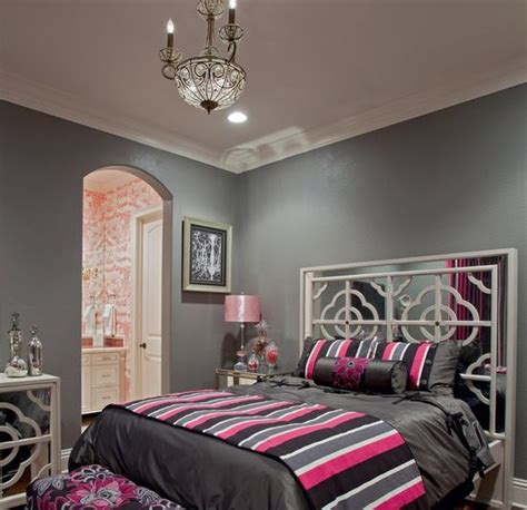 Pink And Grey Bedroom Designs Pink And Grey Bedroom Ideas 3 Decors You Can Realize For Chic And Lovely Room Decolover Net