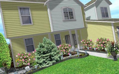 Landscape In Front Of House Landscape Arrangements For Your House S Front Gardening