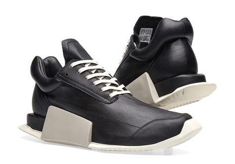 adidas rick owens rick owens adidas level runner boost available now