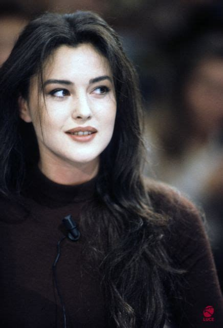 monica bellucci young the gallery for gt monica bellucci young