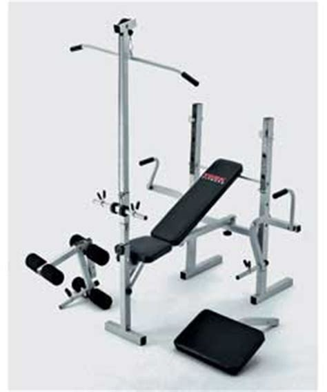 york 520 bench york 520 bench and lat curl weight training equipment