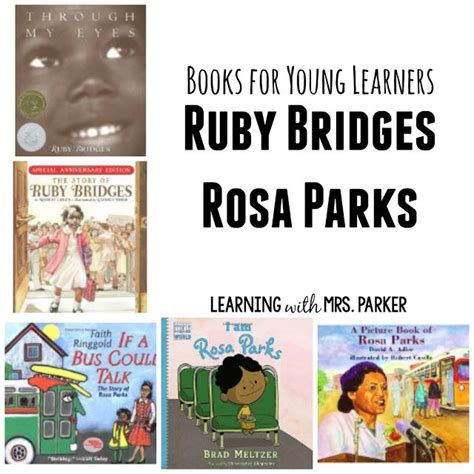 ruby bridges picture book 485 best images about book lists for children on