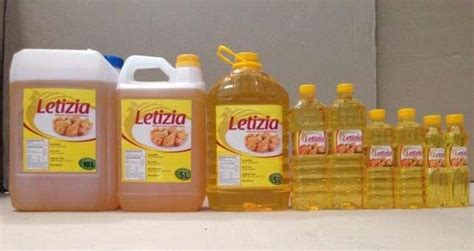 Minyak Goreng Di Surabaya jual minyak goreng sni merk letizia langsung pabrik harga murah surabaya oleh cv sukses indo