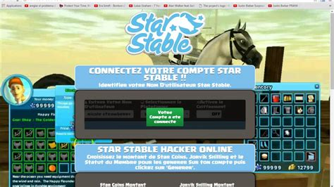 game stars stable free star coins hack and codes 2016 star stable hack free star coins youtube