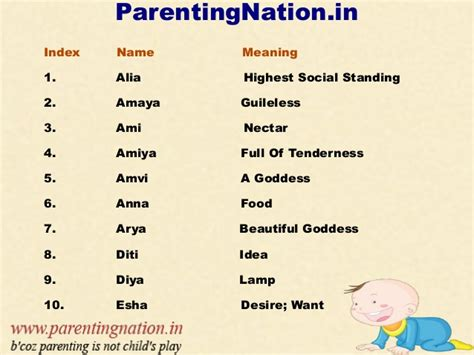 cutest names baby names with meanings