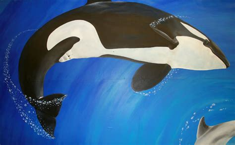 painted whale
