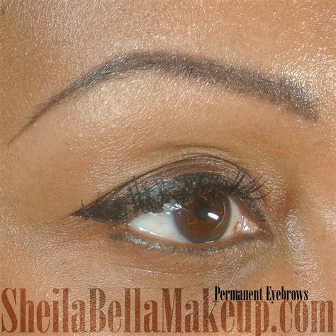 beautiful brows sheila bella permanent makeup and