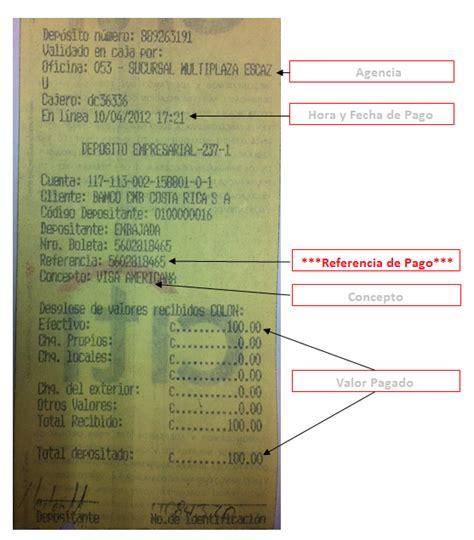 pago pencionados banco nacional de costa rica solicitar una visa opciones de pago y de banco pagar la