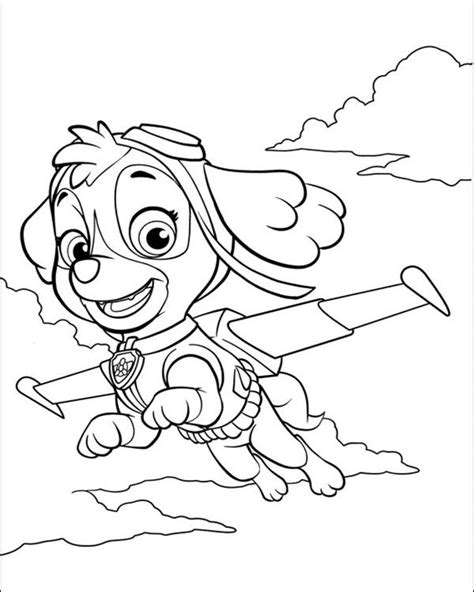 paw patrol logo coloring pages free coloring pages of paw patrol