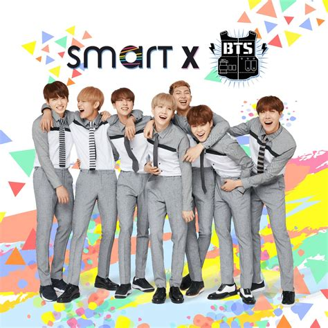 bts x smart picture bts x smart cf 160418