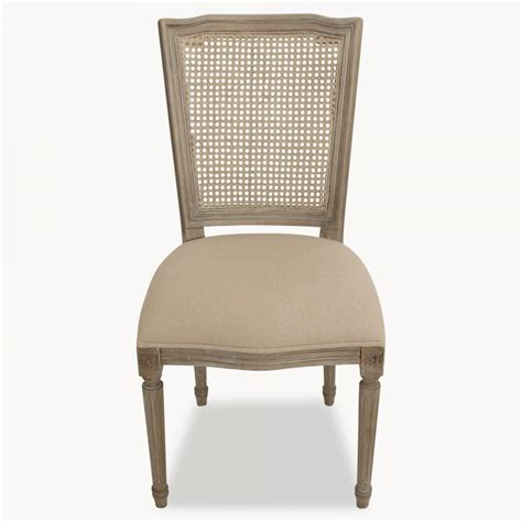 Wicker Back Dining Chairs Stanley Burnt Wood Dining Chair With Wicker Back Mysmallspace