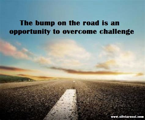 bumps in the road bumps in the road quotes like success