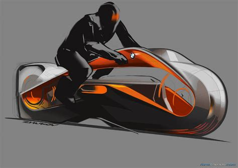 Bmw Motorrad Vision Price by Bmw Motorrad Design Director On The Vision Next 100 Concept