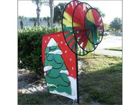 christmas tree garden spinner kite stop kites