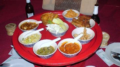 thai food dinner the traditional thai khantoke dinner picture of