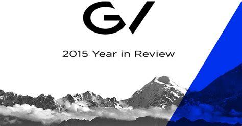 design google ventures google ventures 2015 year in review vandelay design
